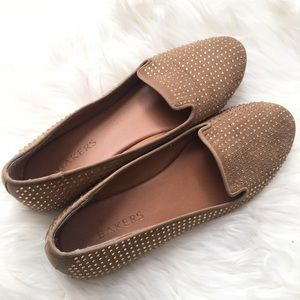 Bakers Studded Loafers